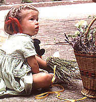 Wand Maker - at a Very Wee age !!