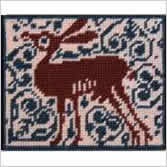 Small Animal Needlepoint for Children - The Baby Deer