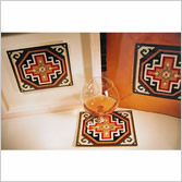 Needlepoint Coasters Canvases