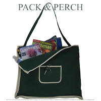Outdoor Concert Chairs - Pack Perch - Park and Lawn Chairs